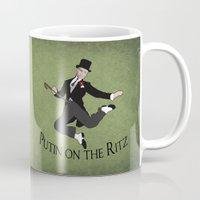 Putin on the Ritz Mug