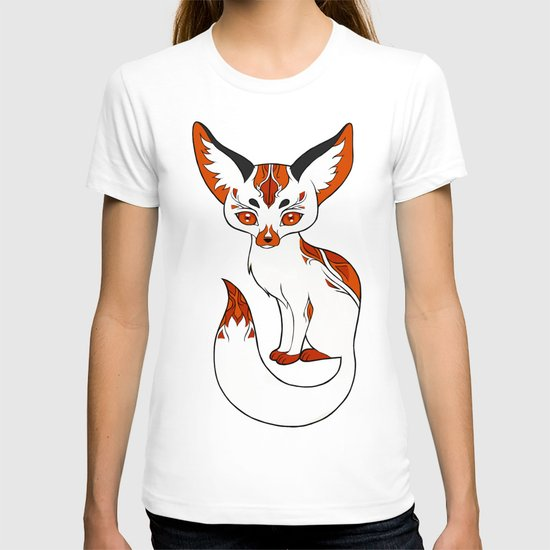Mysterious Fox T-shirt