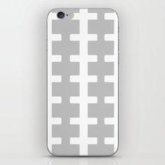 GRAY/WHITE  + iPhone & iPod Skin