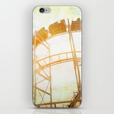 Whimsy Ride iPhone & iPod Skin