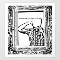 ARTzineTEEs!(2013)  Art Print