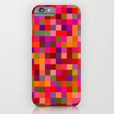 Pixel Painting iPhone 6 Slim Case