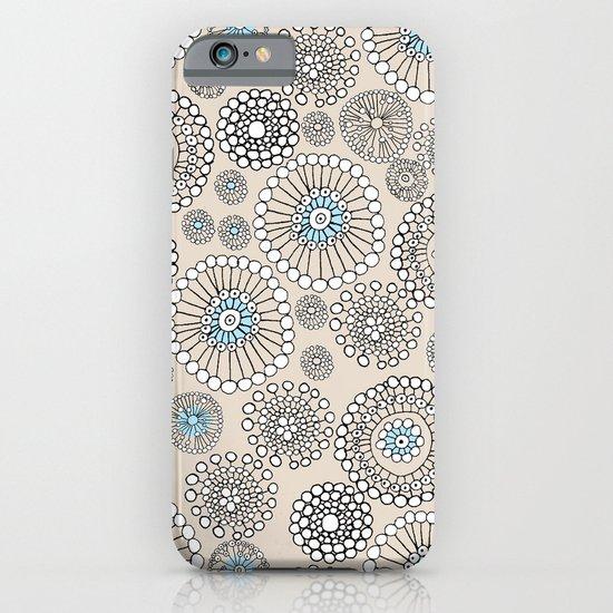 Flower bubble iPhone & iPod Case