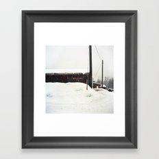 Salmo Framed Art Print