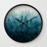 Wall Clock featuring The Heart Of My Heart //… by Tordis Kayma