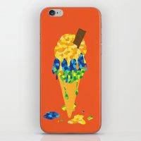 Brazilian Icecream iPhone & iPod Skin