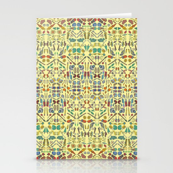 Pieces of Yourself. Stationery Card