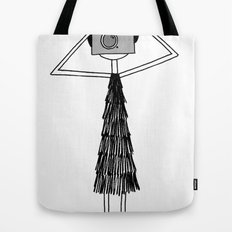 Eloise takes a photograph Tote Bag