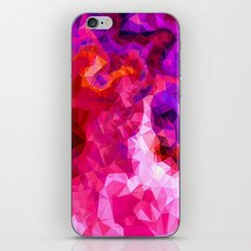 Pink Cocktail iPhone & iPod Skin