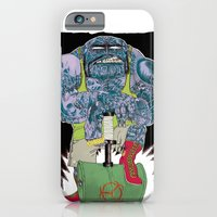 iPhone & iPod Case featuring HAMMER TIME ! by Hi ! Kub