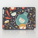 Carrot Cake iPad Case