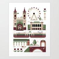 Vienna / Wien Art Print