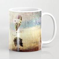 tree - air baloon Mug