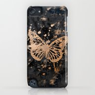 Butterfly 4 iPod touch Slim Case