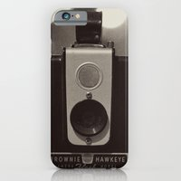 iPhone & iPod Case featuring Holiday Hawkeye by SilverSatellite