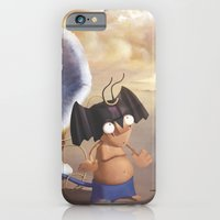 silen and devil iPhone 6 Slim Case