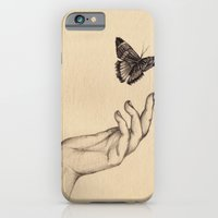 iPhone & iPod Case featuring Organic by The White Deer