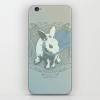 Fearless Creature: Rabz iPhone & iPod Skin