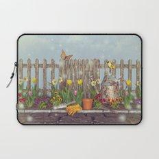 Spring Gardening Laptop Sleeve