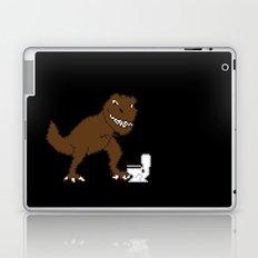 Jurassic Pixel Laptop & iPad Skin