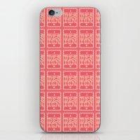 First Class Design. iPhone & iPod Skin