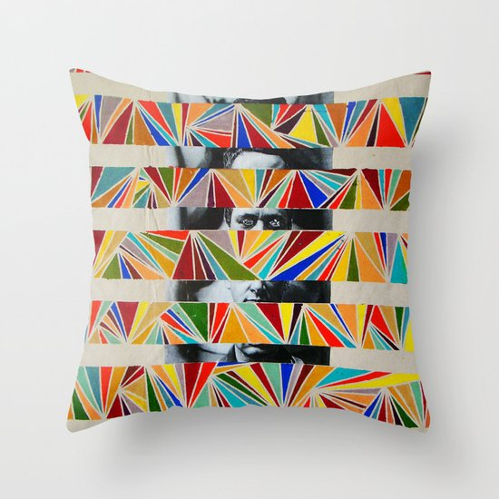 disorder  Throw Pillow