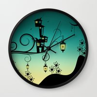 Good Night Little One. Wall Clock