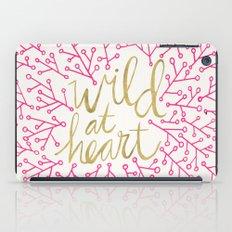 Wild At Heart – Pink &… iPad Case