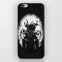 House in R'lyeh, Interior iPhone & iPod Skin