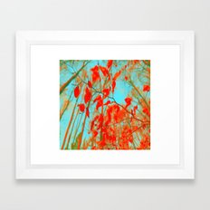 nature abstract 99999 Framed Art Print