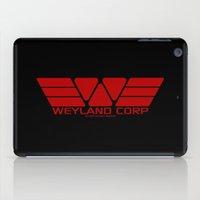 Weyland-Yutani Corp iPad Case