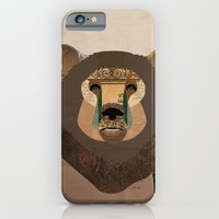 Bear Collage iPhone 6 Slim Case
