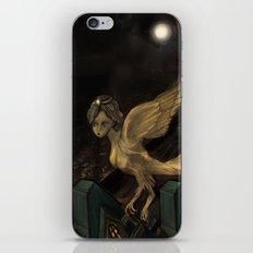 The Enigma of Paris  iPhone & iPod Skin