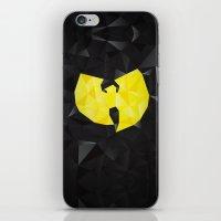 Wu-Tangle iPhone & iPod Skin