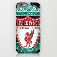 Liverpool iPhone 6 Slim Case