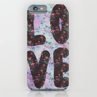 iPhone & iPod Case featuring LOVE  by VisualPonderland