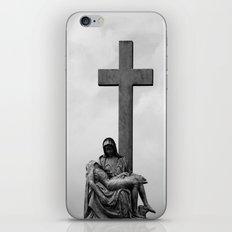 Virginal sky iPhone & iPod Skin