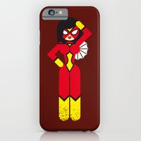 Spider Woman iPhone 6 Slim Case