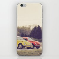 The Beetles iPhone & iPod Skin