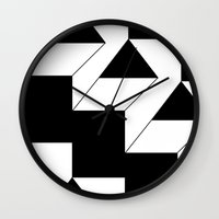 Haus 1 Wall Clock