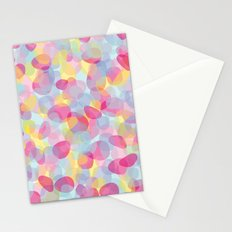 Pebbles Pink Stationery Cards