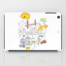 Friends + Neighbors : San Francisco iPad Case