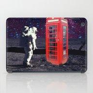 iPad Case featuring Phone Box by Cs025