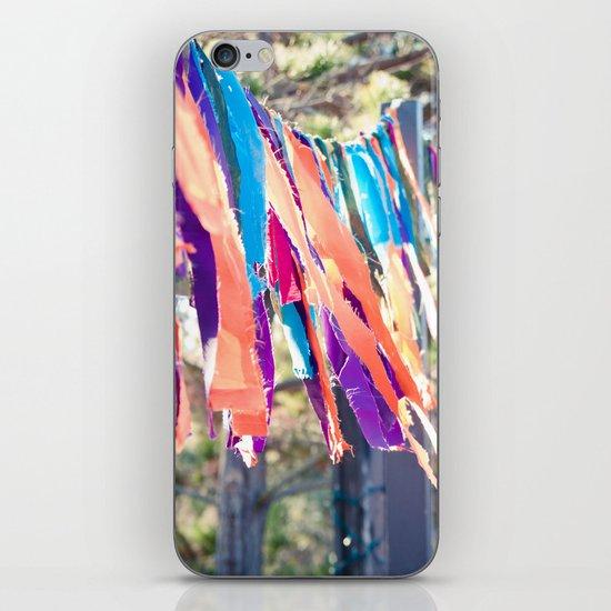 Flags of the Sisterhood iPhone & iPod Skin