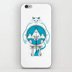 A Legend of Snow iPhone & iPod Skin