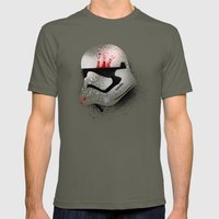 The Traitor Mens Fitted Tee Lieutenant SMALL