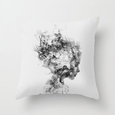 Dissolve Me Throw Pillow
