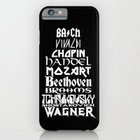 Composers iPhone 6 Slim Case