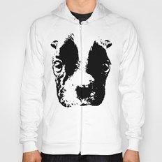 Curious French Bulldog Hoody