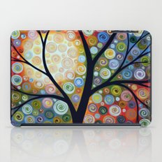 Waiting For the Moon iPad Case